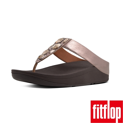 FitFlop SPARKLIE TOE-THONG-銅色