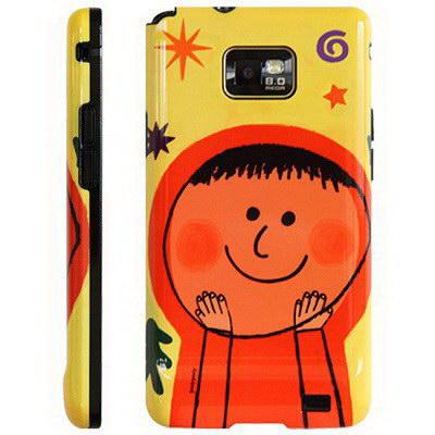 Epicase Samsung Galaxy S2 i9100抗磨手機殼-Happy!