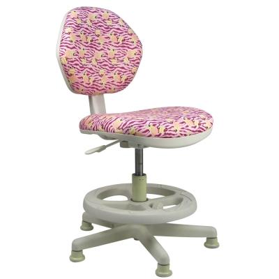 LOGIS-守習斑馬花花守護兒童椅/成長椅/兒童電腦