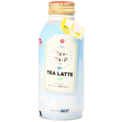 UCC上島咖啡 TEA-TRIP拿鐵飲料(375ml)