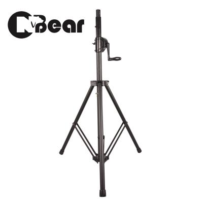 CNBear WP-161B 齒輪鍊條手搖式升降款喇叭架