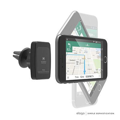 elago M 專業版手機通用磁鐵車架-急速配