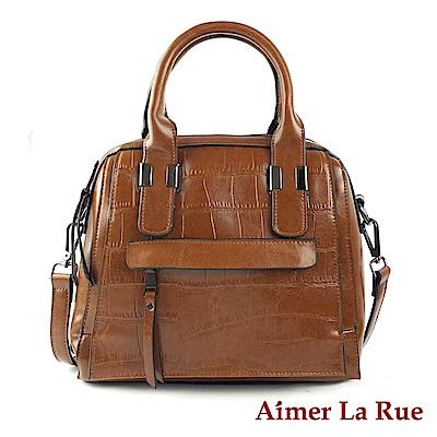 Aimer La Rue 手提側背包 牛皮聖馬科斯系列(三色)