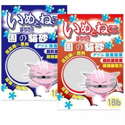 寵物物語 固的貓砂 18LB
