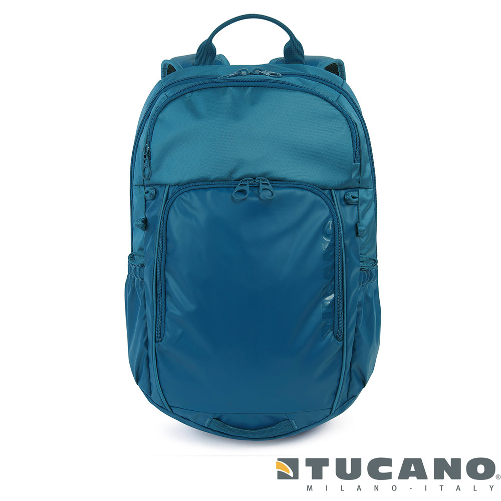 Tucano TECH YO UP 15.6 吋悠遊休閒電腦後背包-藍色