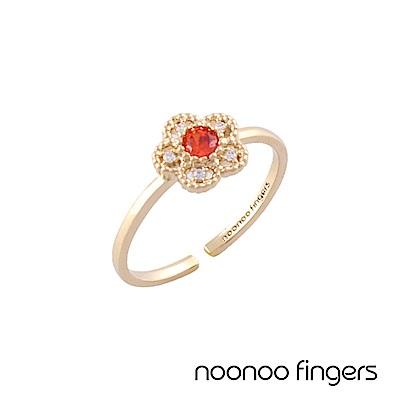 Noonoo Fingers Merry Ring Merry 快樂戒指 開口戒