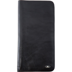 TONY PEROTTI 義大利公牛皮 無車縫系列 護照夾 ( 黑色 )