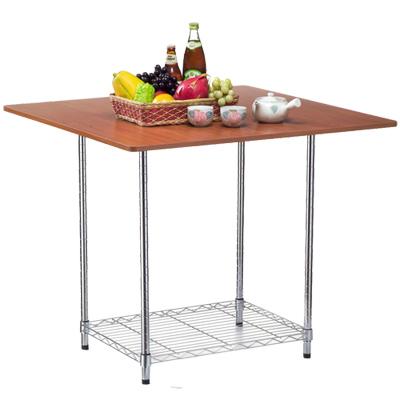 百變金鋼-3-3居家旅遊兩用休閒桌