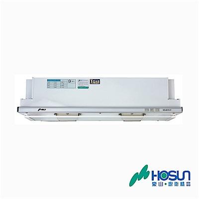 豪山 隱藏式電熱除油煙機(80CM) VEA-8019PH