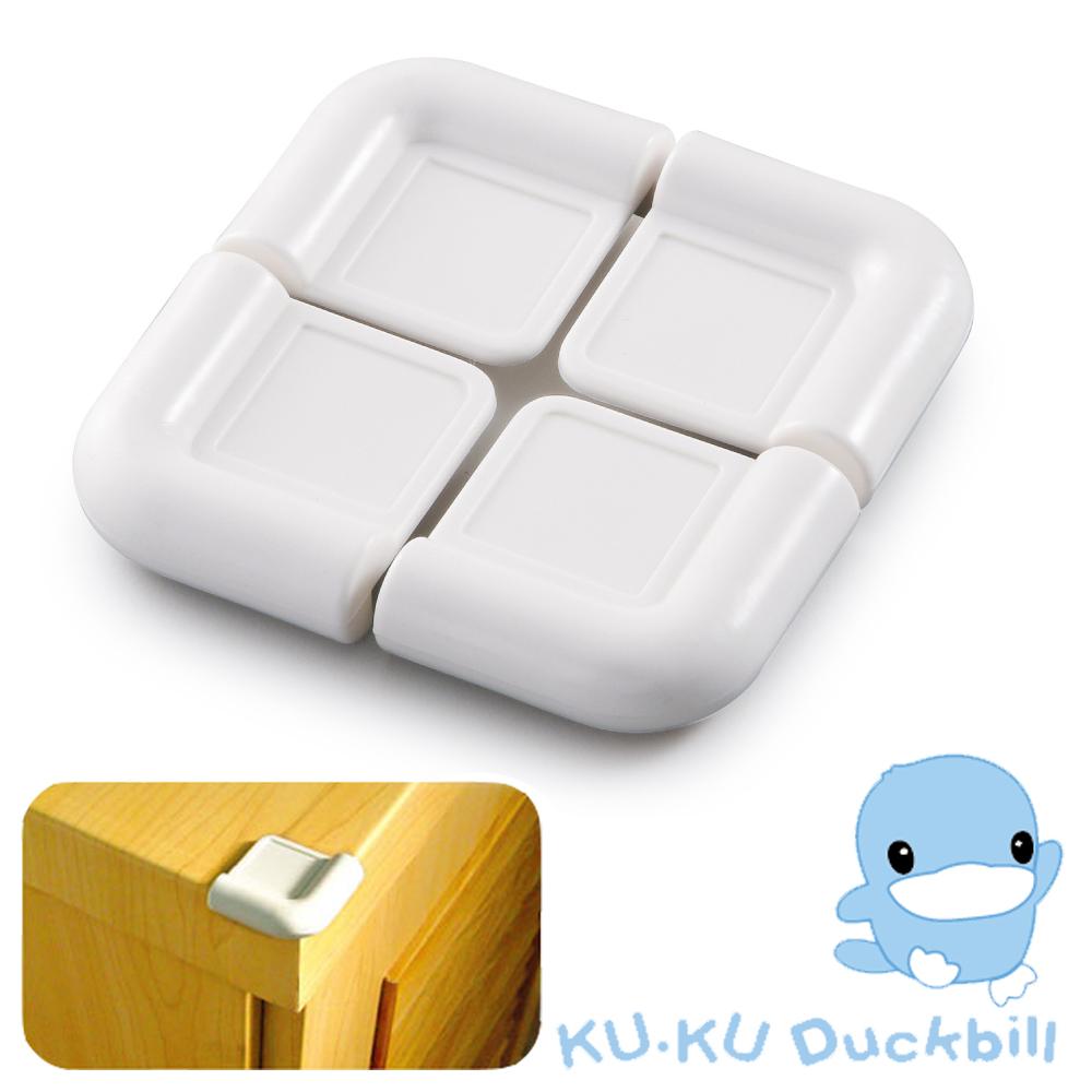 《KU.KU酷咕鴨》桌角防護墊(盒裝) -5356