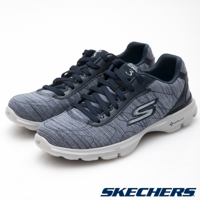 SKECHERS (女) 健走系列 GO Walk 3 - 14084NVY