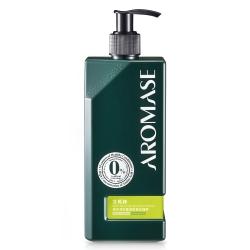 AROMASE艾瑪絲 綠茶清新重建髮質修護素400mL
