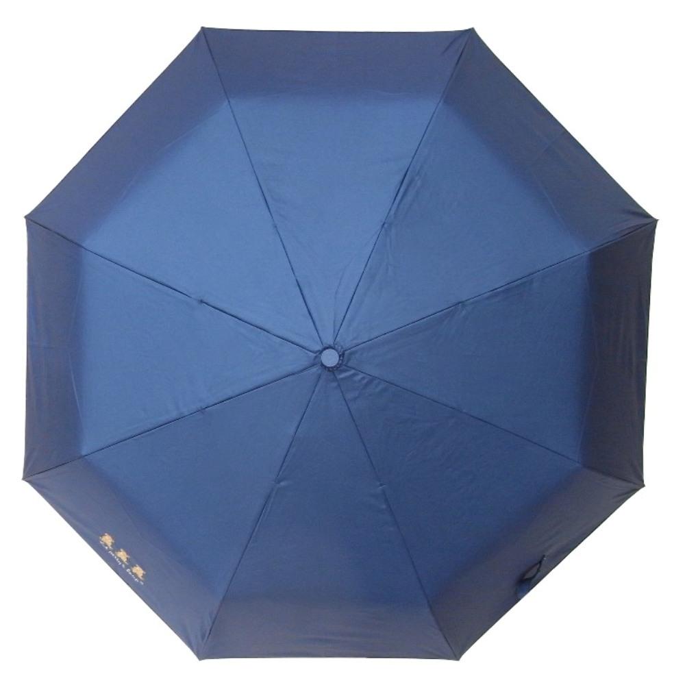 好傘王 自動傘_輕量級抗UV好彩頭平價國民傘(深藍色)
