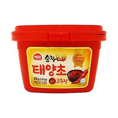 SAJO 辣椒醬(500g)