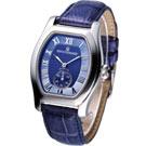 Revue  Thommen 藝術家系列 酒桶型腕錶-34x46mm