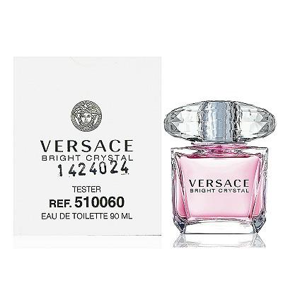 Versace Bright Crystal 香戀水晶淡香水 90ml Test