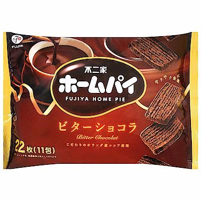 不二家 家庭派-巧克力風味(114.4g)