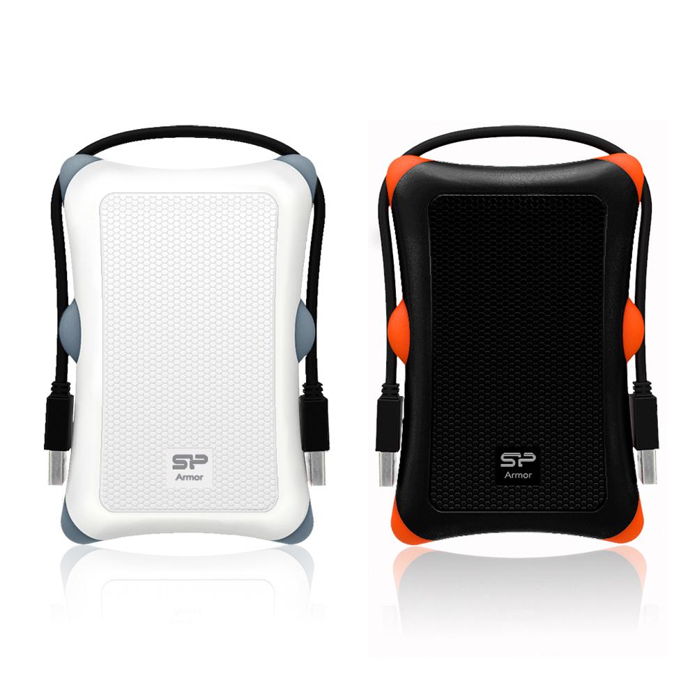 SP廣穎 A30 1TB USB3.0 2.5吋防震軍規行動硬碟