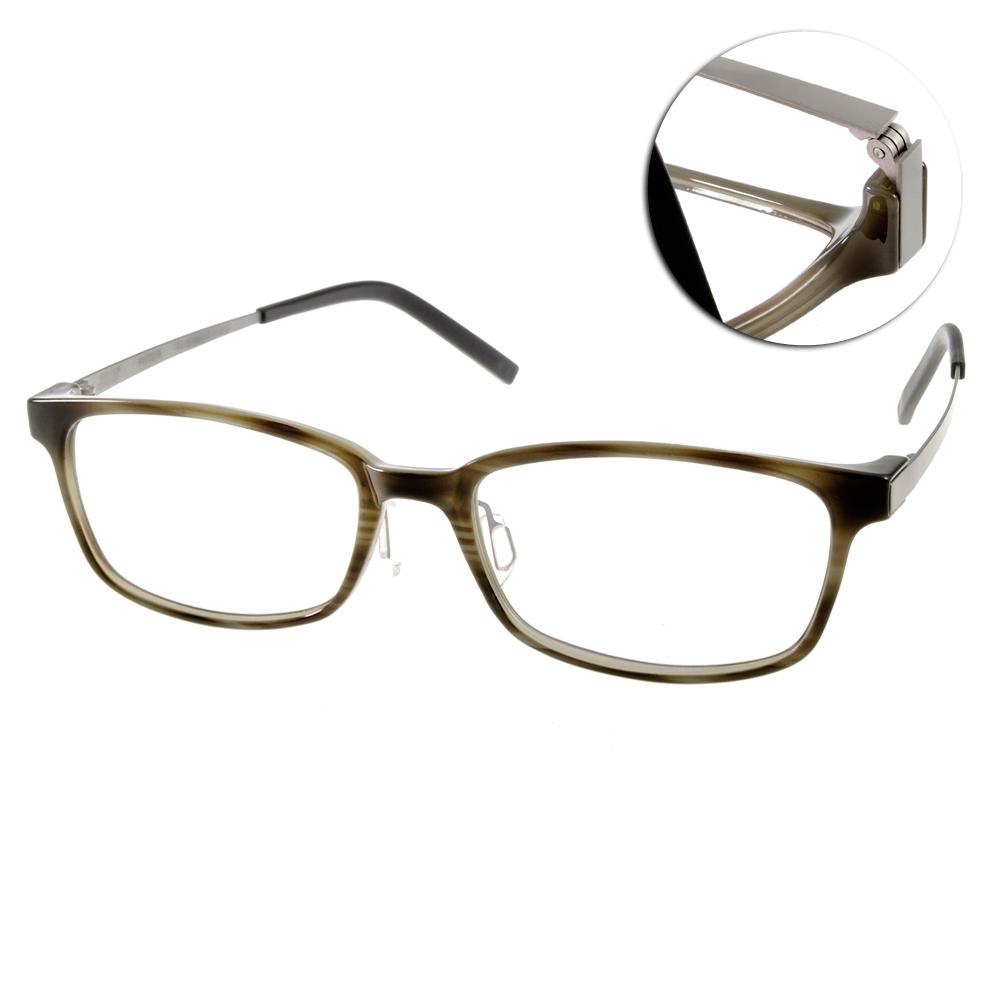JULIO眼鏡 完美工藝/灰-銀#SINGAPORE TGY @ Y!購物