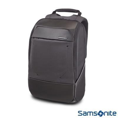 Samsonite新秀麗 Urban Arc商務筆電後背包-16吋(黑)