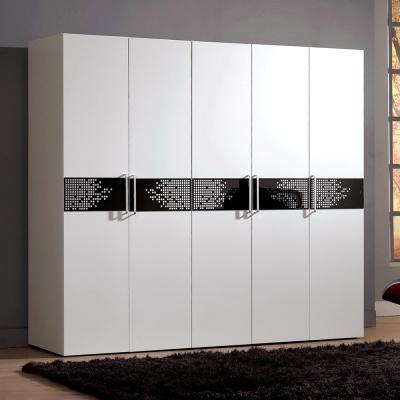 Boden-金妮6.7尺組合衣櫃-200x58x183cm