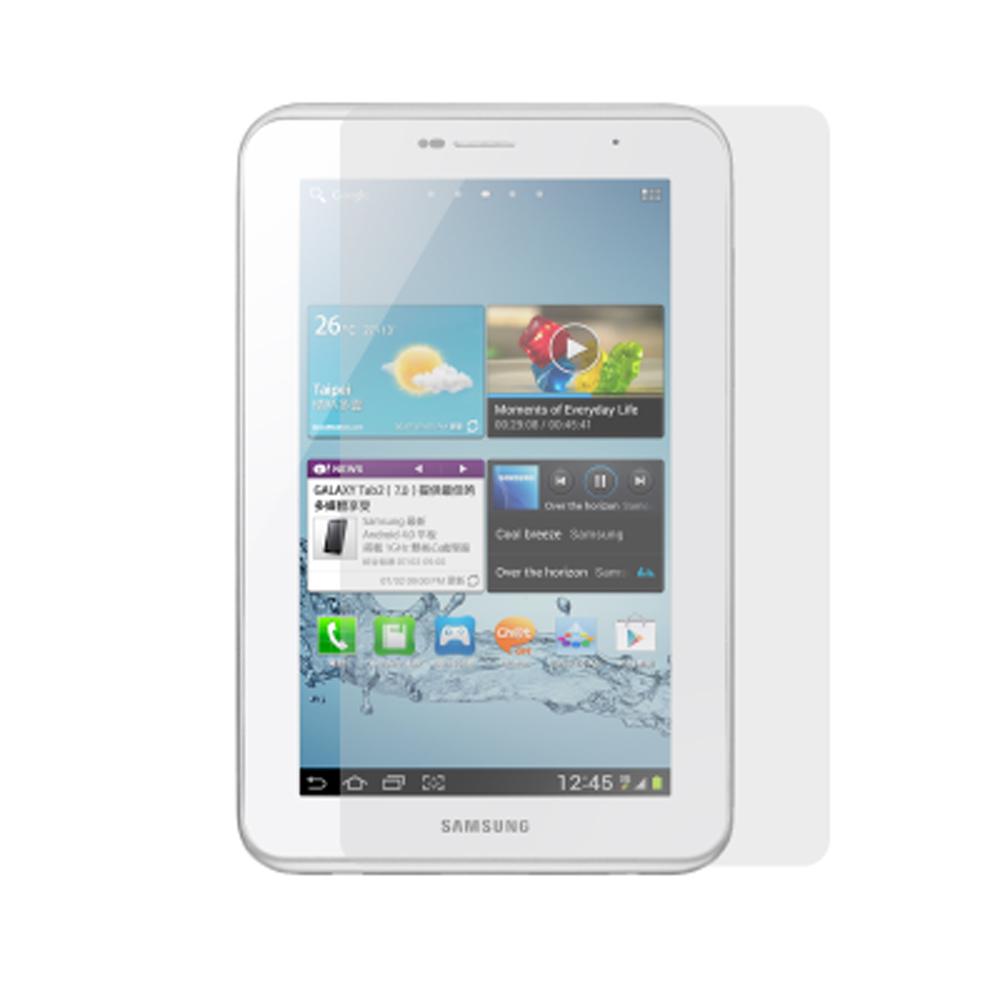 Cooyee Samsung Galaxy Tab2 7吋亮面螢幕保護貼