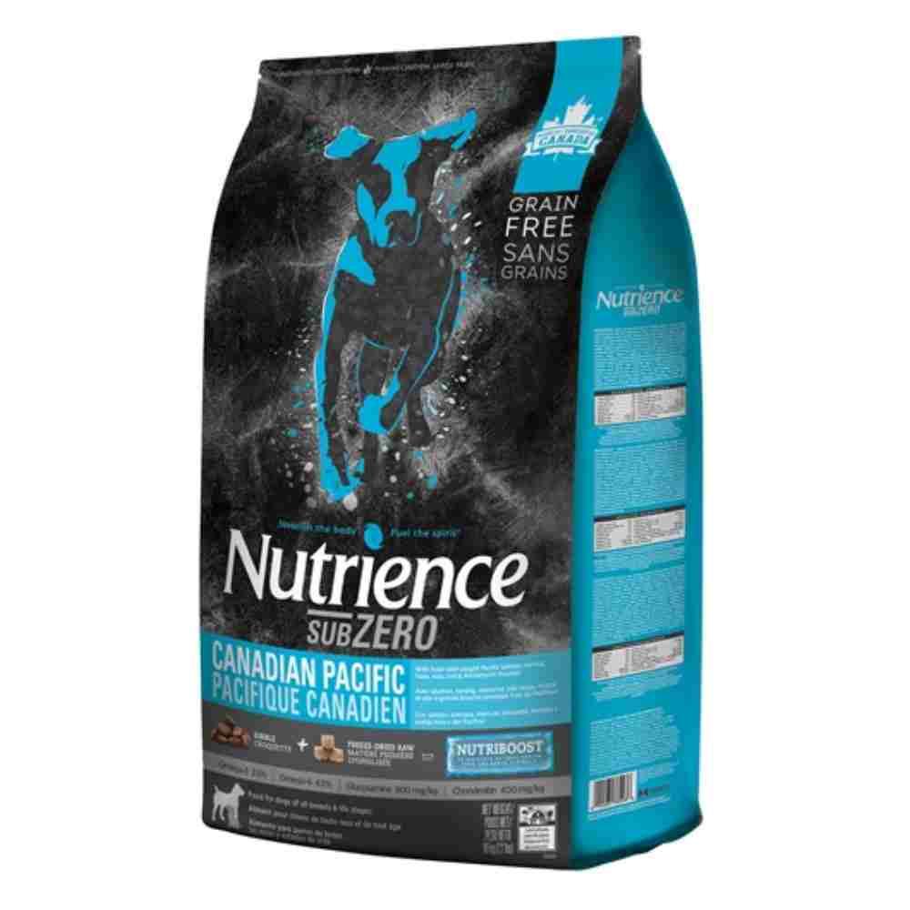 紐崔斯 頂級無穀凍乾 七種魚 犬糧2.27kg