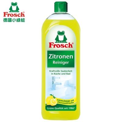 Frosch德國小綠蛙  天然全效檸檬清潔劑 750ml
