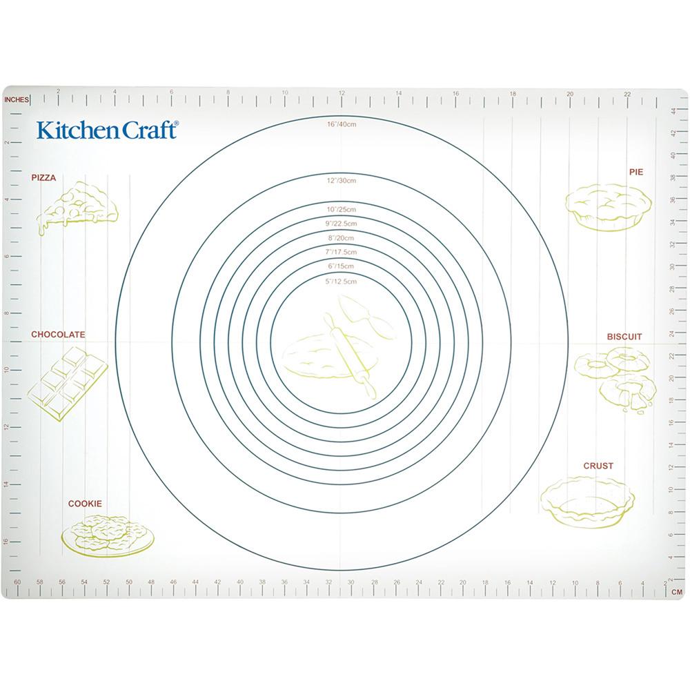 KitchenCraft 測量揉麵板(62x46)