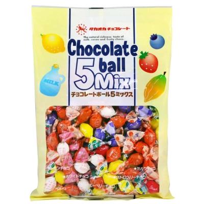 高岡食品 五味巧克力球(155g)