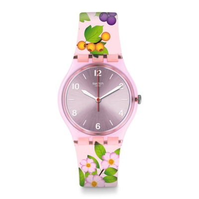 Swatch-田園風情系列-MERRY-BERRY