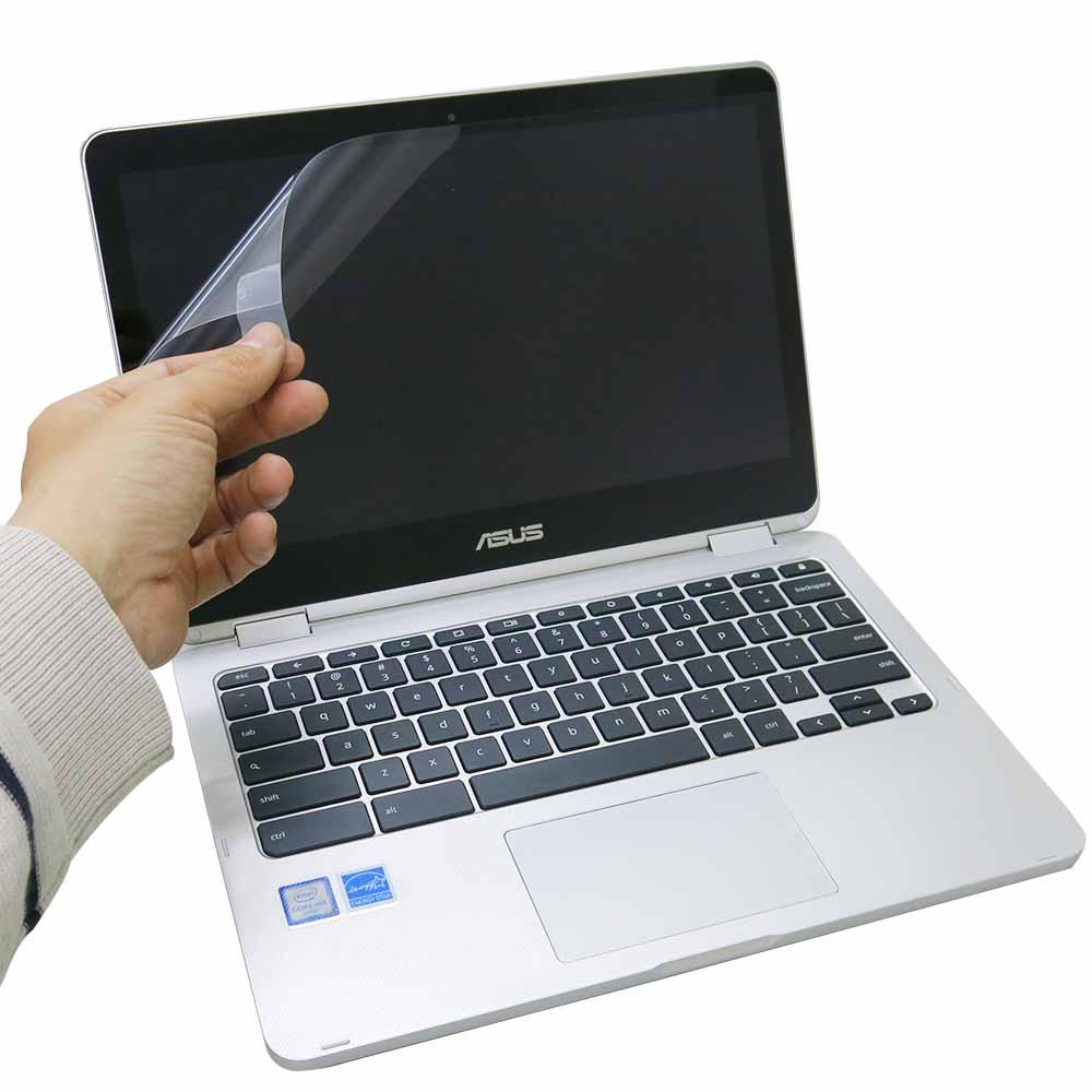 EZstick ASUS C302 CA 專用 螢幕保護貼