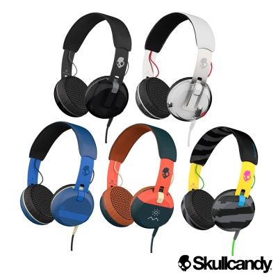 美國Skullcandy潮牌 Grind葛萊 大耳罩式耳機-五色(公司貨)