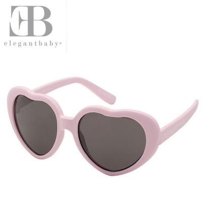 Elegant Baby 粉紅愛心款抗UV造型太陽眼鏡