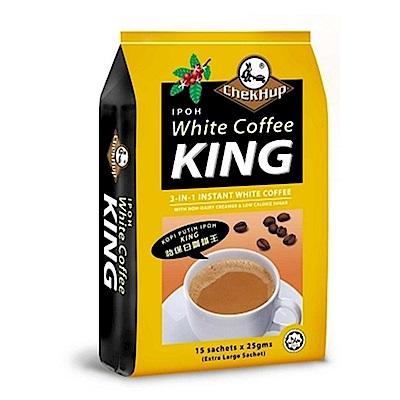 澤合 怡保白咖啡含糖三合一(15入x3袋)