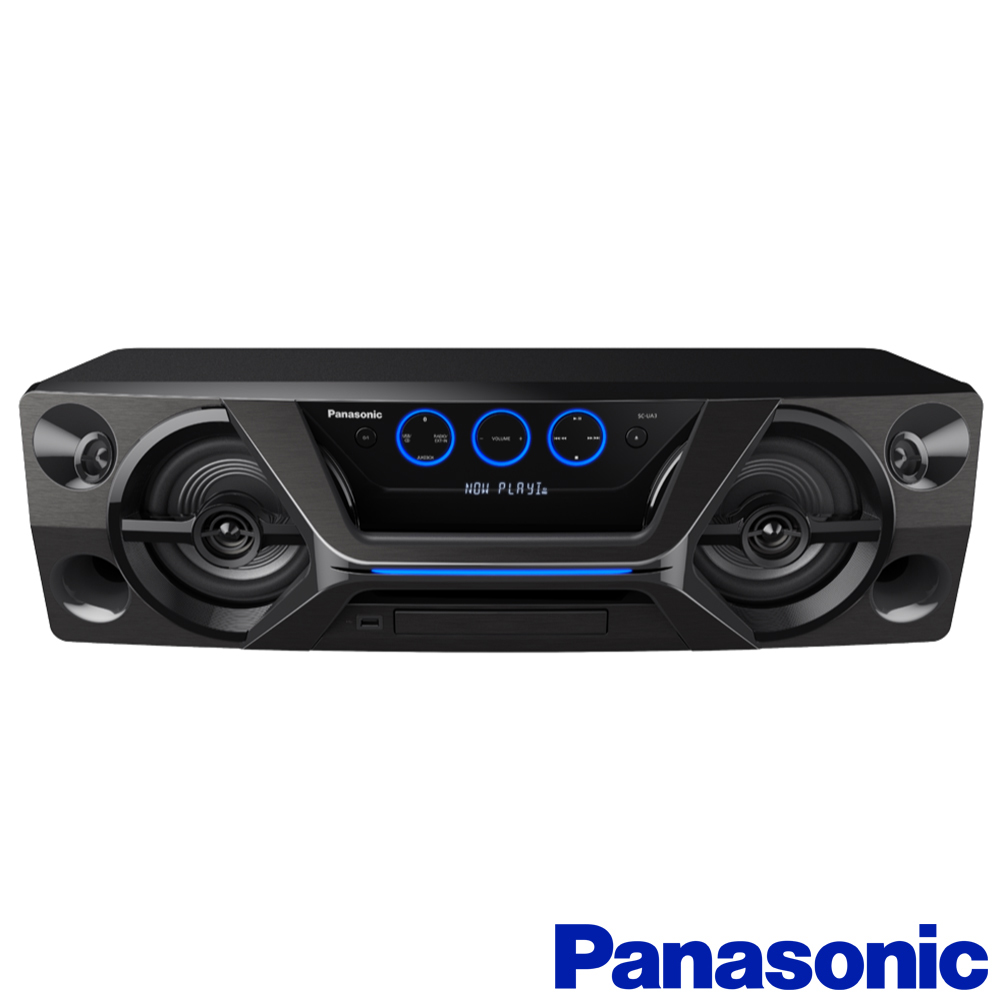 Panasonic國際牌 CD立體音響組合 SC-UA3
