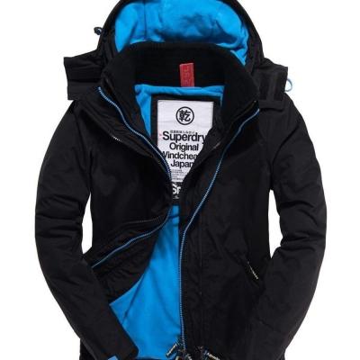 SUPERDRY 極度乾燥 女外套 藍色 0075