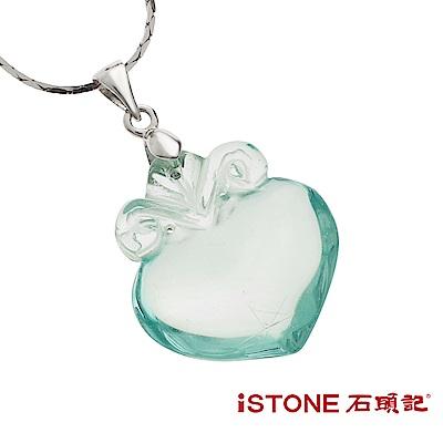 石頭記 夢幻海洋藍水晶項鍊