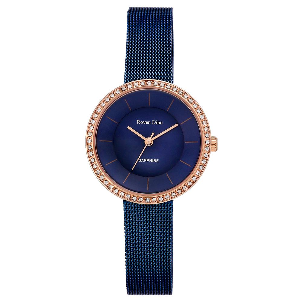 Roven Dino羅梵迪諾  愛遙遠時尚腕錶-RD6072-8-258-32mm