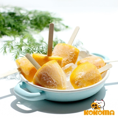 (任選) 極鮮配 芒果鮮冰樂(80G±10%/支)