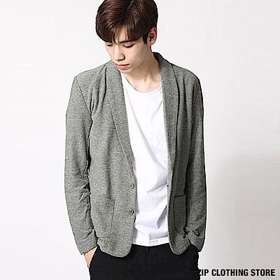 休閒西裝外套(3色) ZIP日本男裝