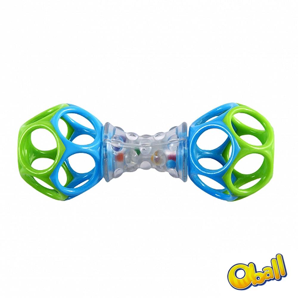 KIDS II OBALL 手搖歡樂洞動球(KI081107)