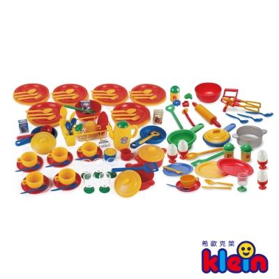 德國品牌 希歐克萊 Klein Toys 廚具組百寶箱 - 120+ pcs