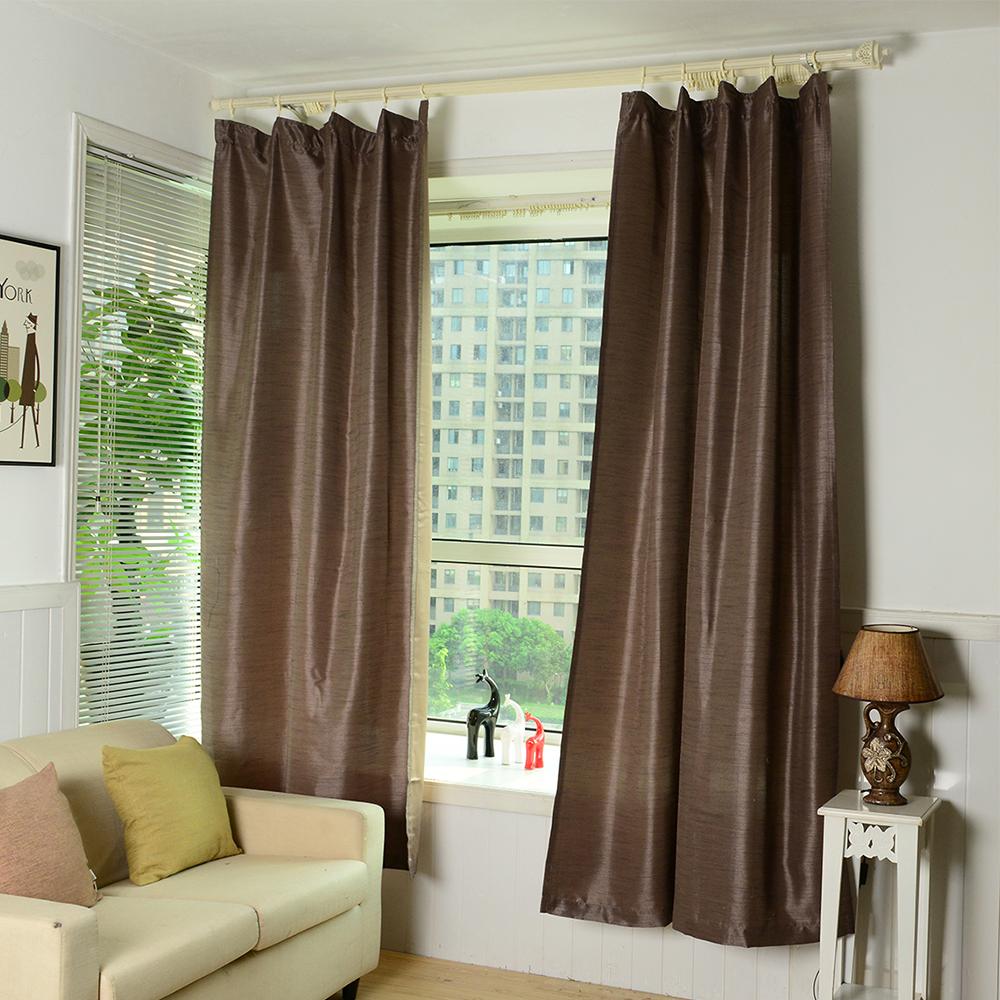 伊美居 - 迪奧單層窗簾 135x240cm(2件)