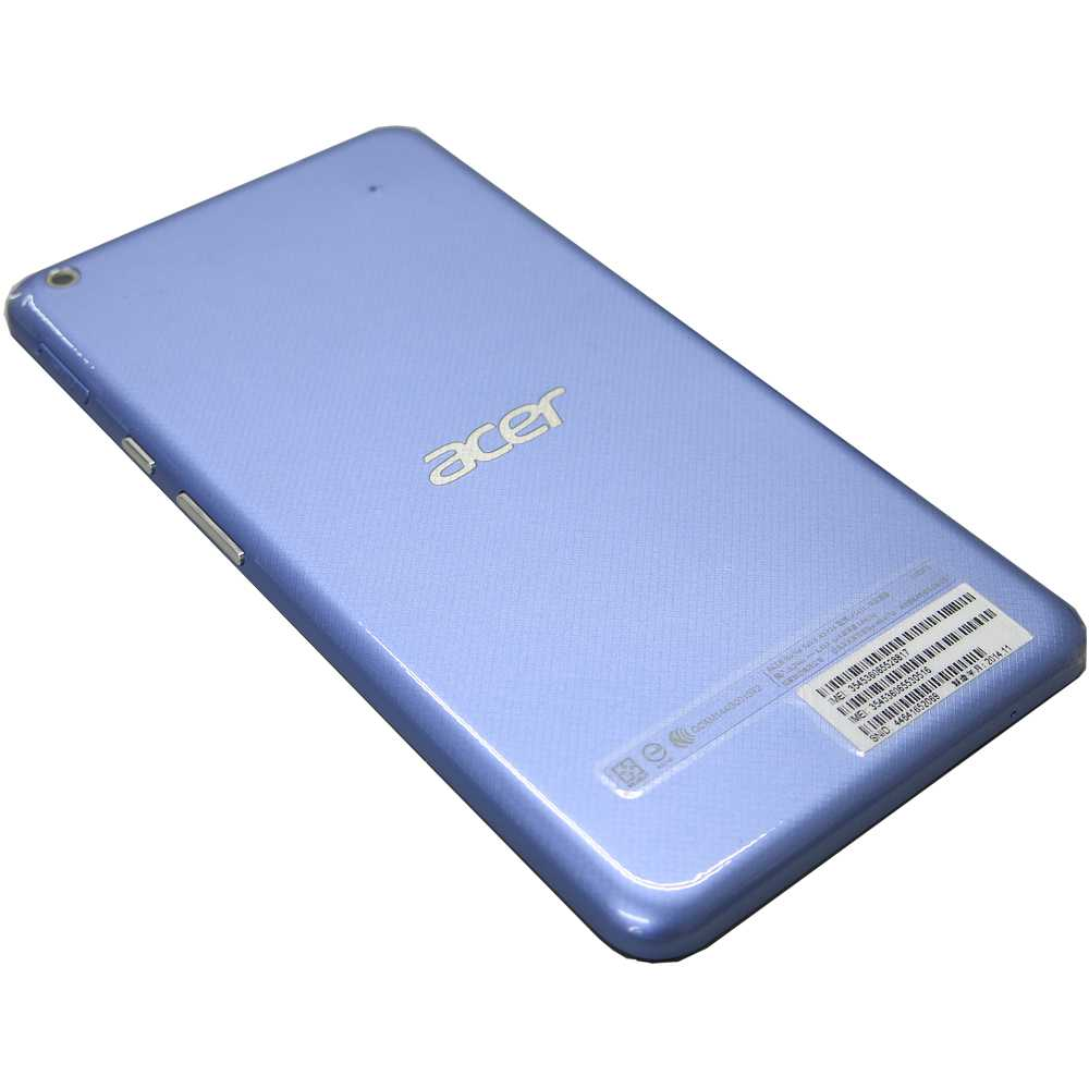 EZstick ACER Iconia Talk S A1-724 平 二代透氣機身保護膜