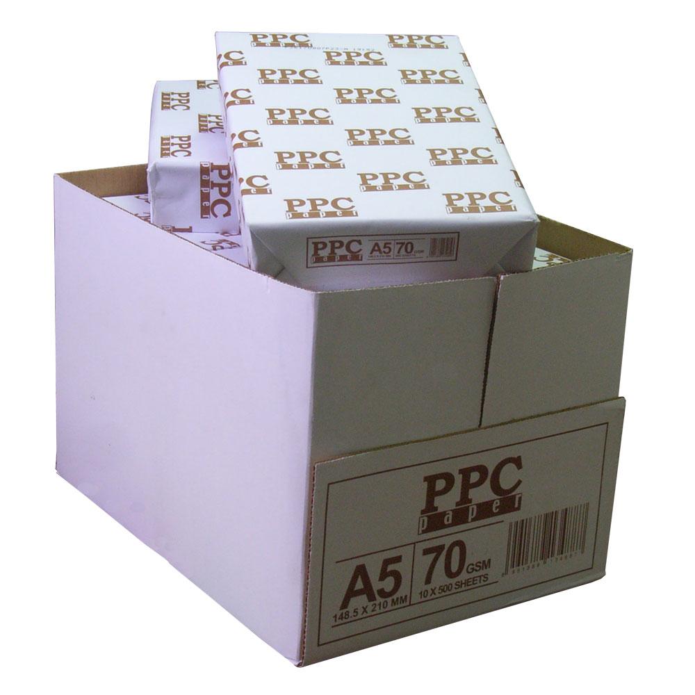 PPC A5多功能影印紙 70G(10包/箱)