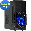 技嘉H110平台[星際旋焰II]i5四核GT1030獨顯電玩機