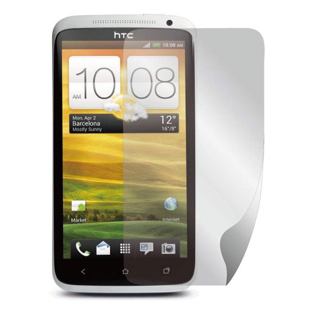 HTC ONE X 抗反射(霧面)保護貼 (AG) - 2入