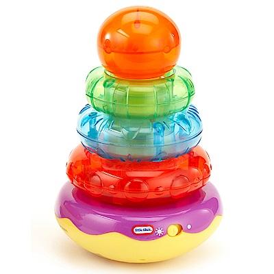 美國 Little Tikes 小泰可 彩虹甜甜圈
