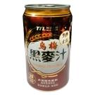 台酒生技 烏梅黑麥汁(330mlx6罐)